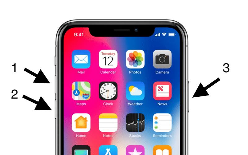 Làm thế nào để khởi động lại iPhone khi bị treo máy?