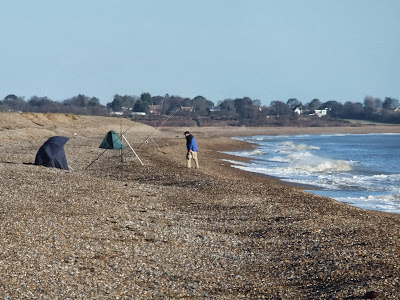 Fishermen at Dunwich