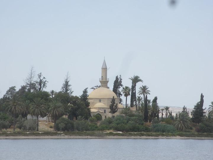 Meczet koło Larnaki