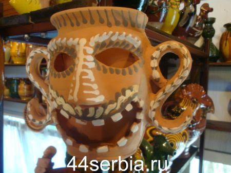 Маски Сербия