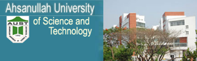 """ahsanullah university"""