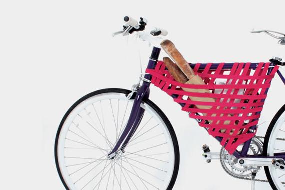Reel, un portaequipaje elástico para tu bici