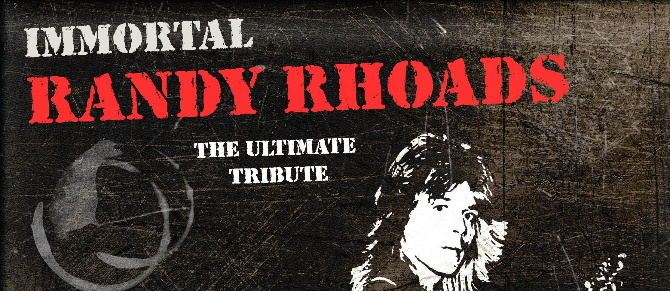 Serj Tankian vai participar de álbum em tributo ao Randy Rhoads