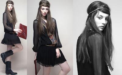 c06ec70576231 5ans après ses débuts comme styliste de prêt-à-porter femme, elle se lance  dans l'aventure, et crée sa propre marque, pour notre plus grand plaisir :-)