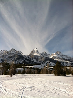 Great View of the Grand Tetons