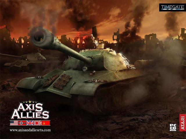 Axis & Allies PC Hileleri
