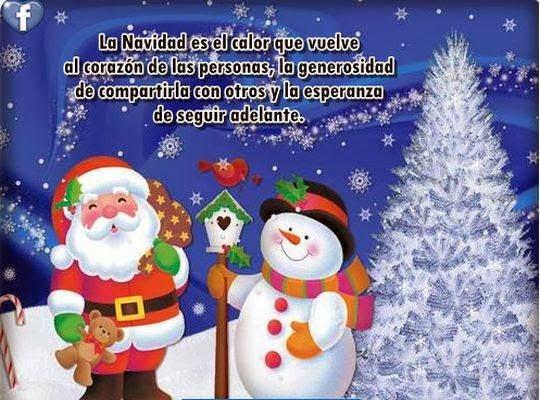 Bonitas frases de navidad