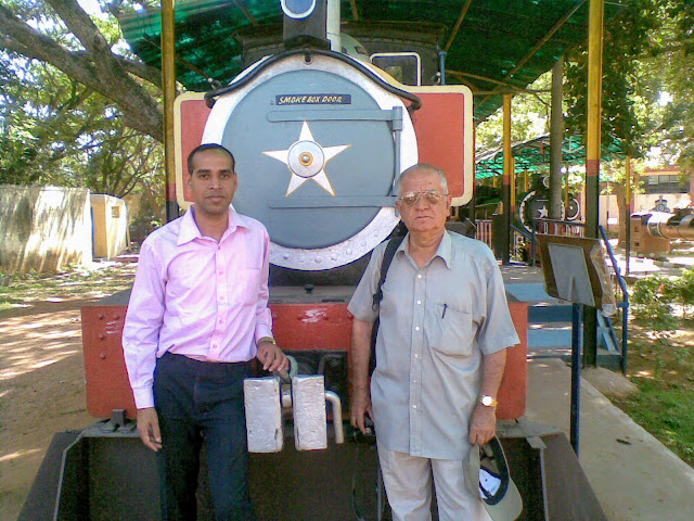 Samaresh Biswal & Dr.KJS Chatrath