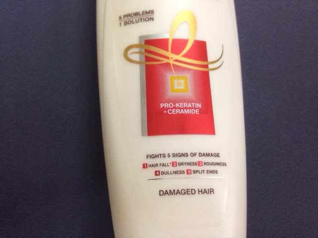 L'Oreal Total Repair 5 Repairing Shampoo