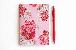 hydrangea notebook from laura redburn></a>