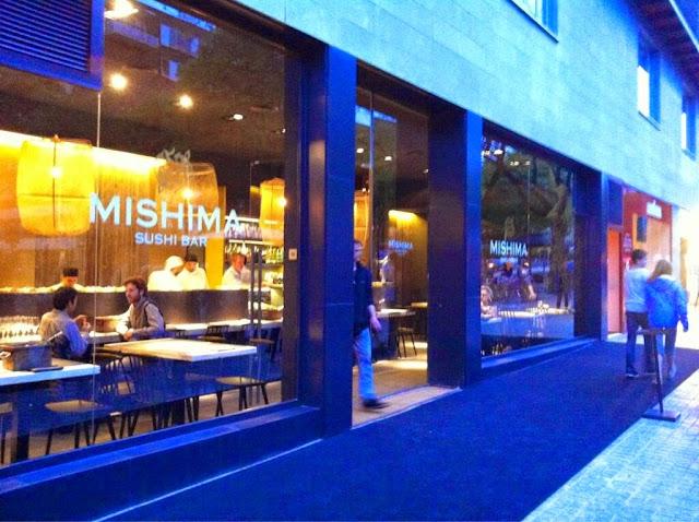 Mishima restaurante a domicilio Mejor en casa