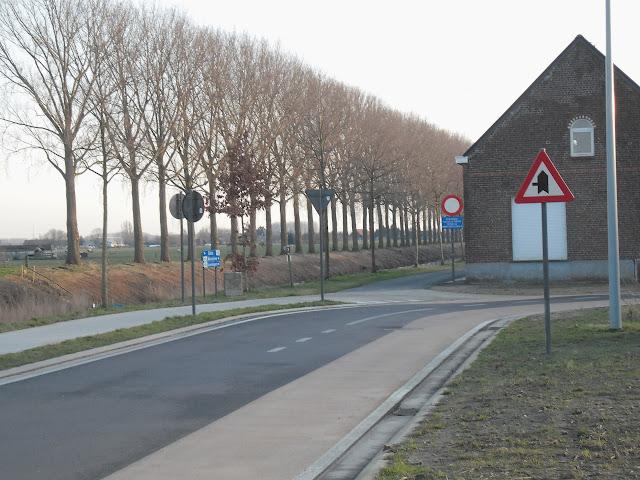 Schipdonkkanaal Deinze - Eeklo (Fietssnelweg F422) - Knokke (of Afleidingskanaal van de Leie) Zondag%2520032