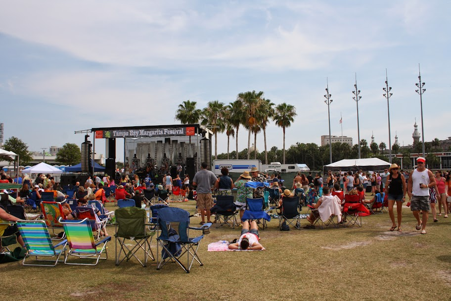 How to Fest at the Tampa Bay Margarita Festival and Review