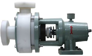 Centrifugal Polypropylene Pumps