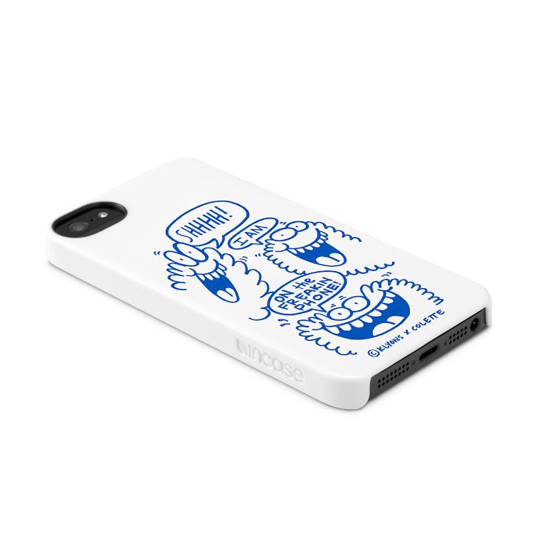 *藝術家KEVIN LYONS x colette :藍色小怪物系列 5