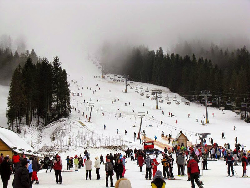 Гірськолижний курорт Плай
