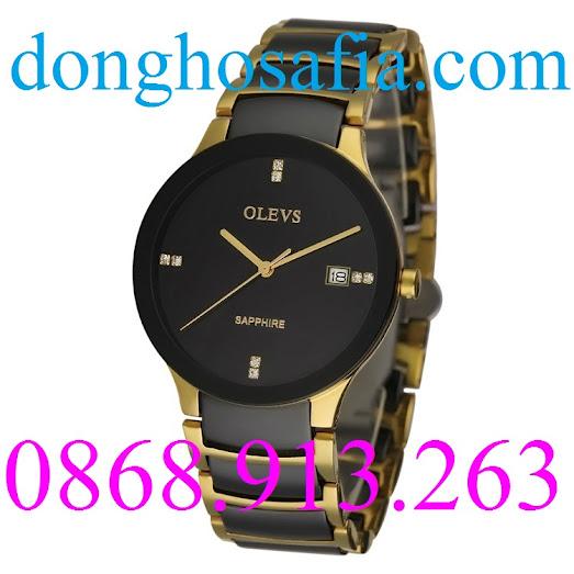 Đồng hồ đôi Olevs L18