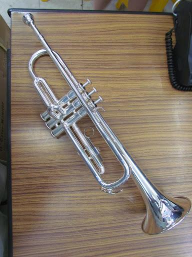 yamaha trumpet ytr1335
