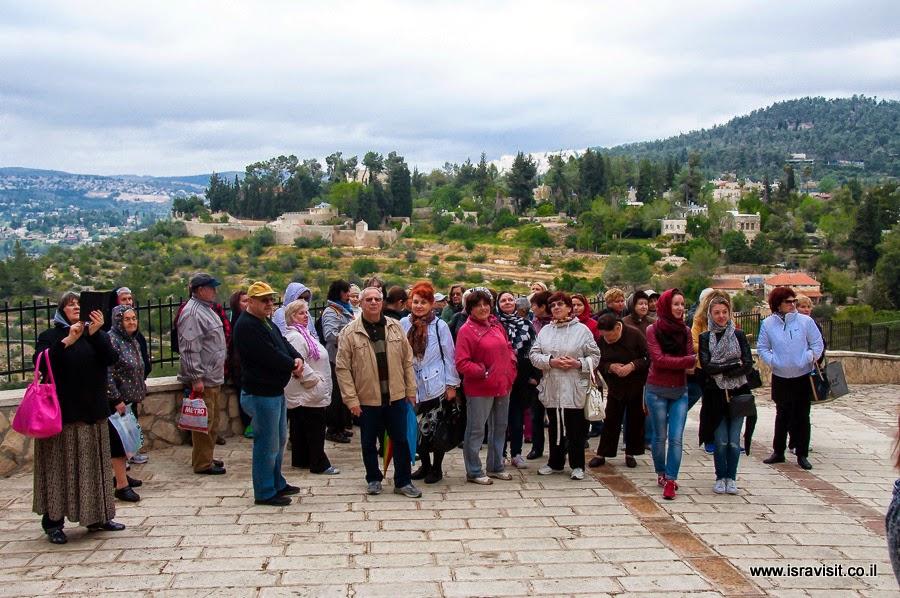 Эйн Карем, Иудейские горы, групповая экскурсия
