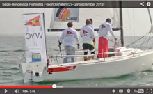 J/70 Germany Segel-Bundesliga sailing video- highlights