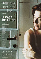 Resenha e cartaz do filme A Casa de Alice, de Chico Teixeira