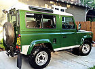 1987 Land Rover Defender D90 County Edition (NOT 1980 UK VIN messes with ebay)