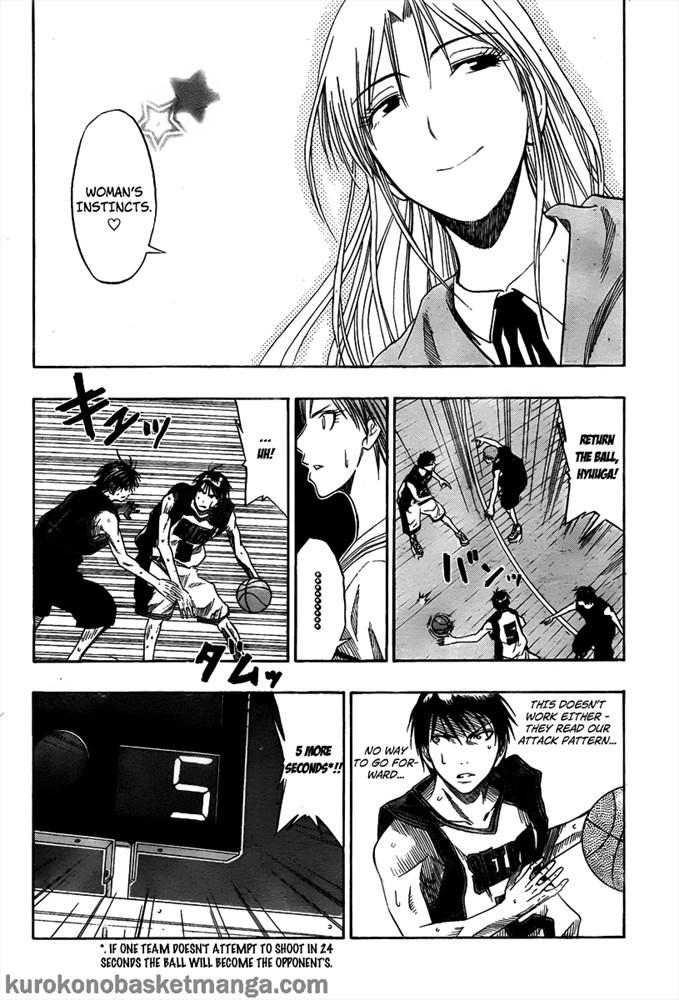 Kuroko no Basket Manga Chapter 44 - Image 14