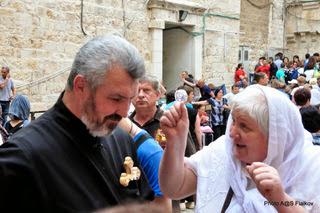 Тур для православных паломников в Израиле. Гид в Израиле Светлана Фиалкова.