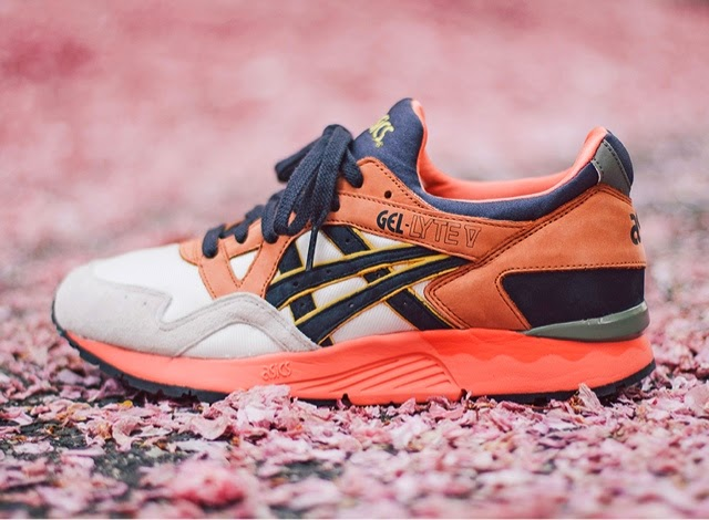 asics gel radiance