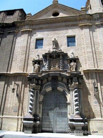 Iglesia de San Felipe y Santiago El Menor, Zaragoza