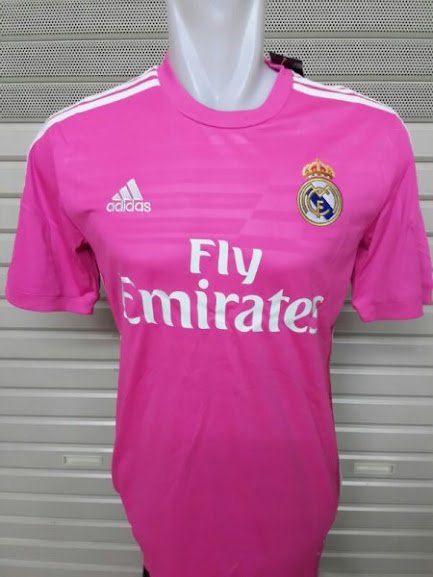 Jual Jersey Real Madrid Away 2015 Leaked
