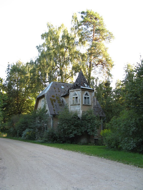 Old house, Baldone