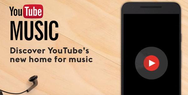 Google Kembali Merilis Aplikasi Terbaru Youtube Music