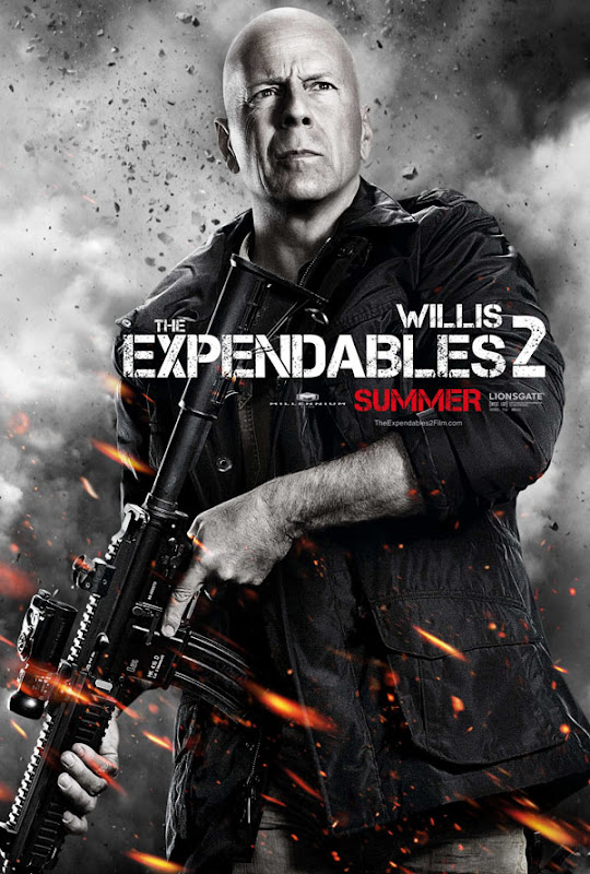 expendables two ver10 xlg The Expendables 2   Galeria de Posters e Trailer.