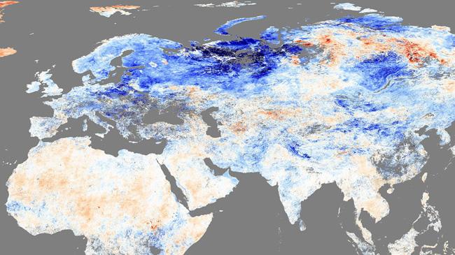 ¿Invierno frío y húmedo en España? Nuevas predicciones a largo plazo