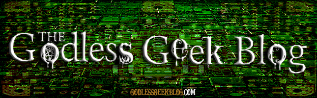 The Godless Geek Blog