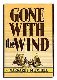 GONE WITH THE WIND - 9 buku paling banyak dibaca