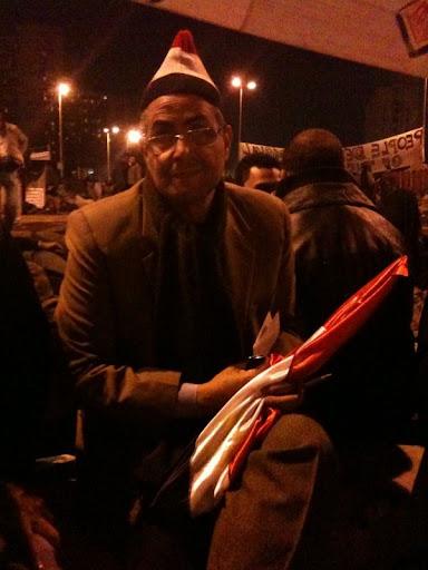 Egyptian Revolution شريف الحكيم Camel.mogith.prof.cairo