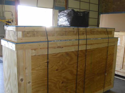 safe art shipping