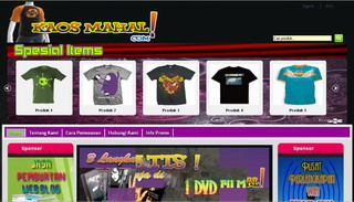 Toko Online Kaos Distro