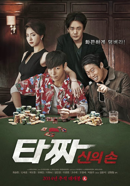 Tazza: The High Rollers 2 - Gái giang hồ phần 2 - TOP