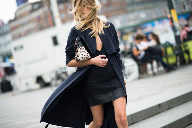 *秀場外的街拍:Copenhagen Fashion week 熱鬧登場! 7