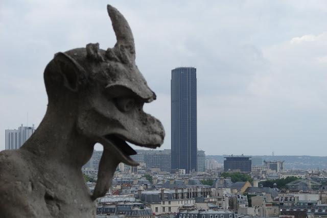 Notre Dame, Paris, Gargoyles