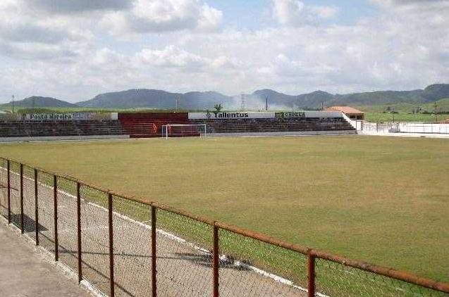 Estádio Municipal Manoel Moreira