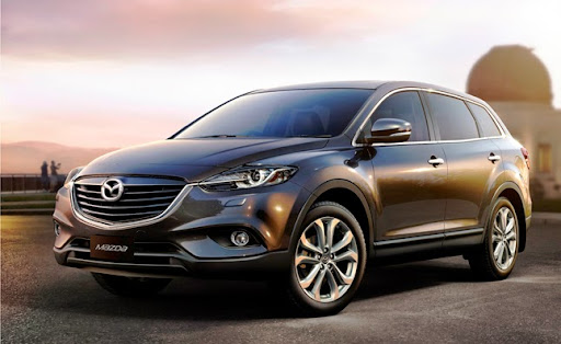 2014-Mazda-CX9-Best-7-Passenger-SUVs