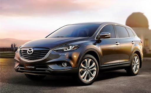2014-Mazda-CX9-Best-7-Passenger-SUVs