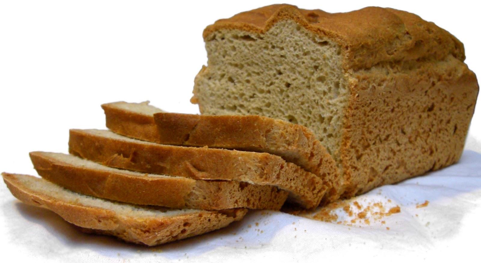 domesticity nouveau basic gluten free bread