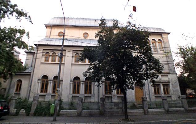 sinagoga pitesti