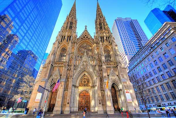 Nueva York, San Patricio