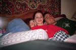 Mila, Sveta and me